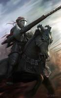 Imperial knight by CG-Zander