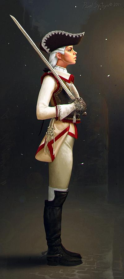 Garde du Corps by CG-Zander