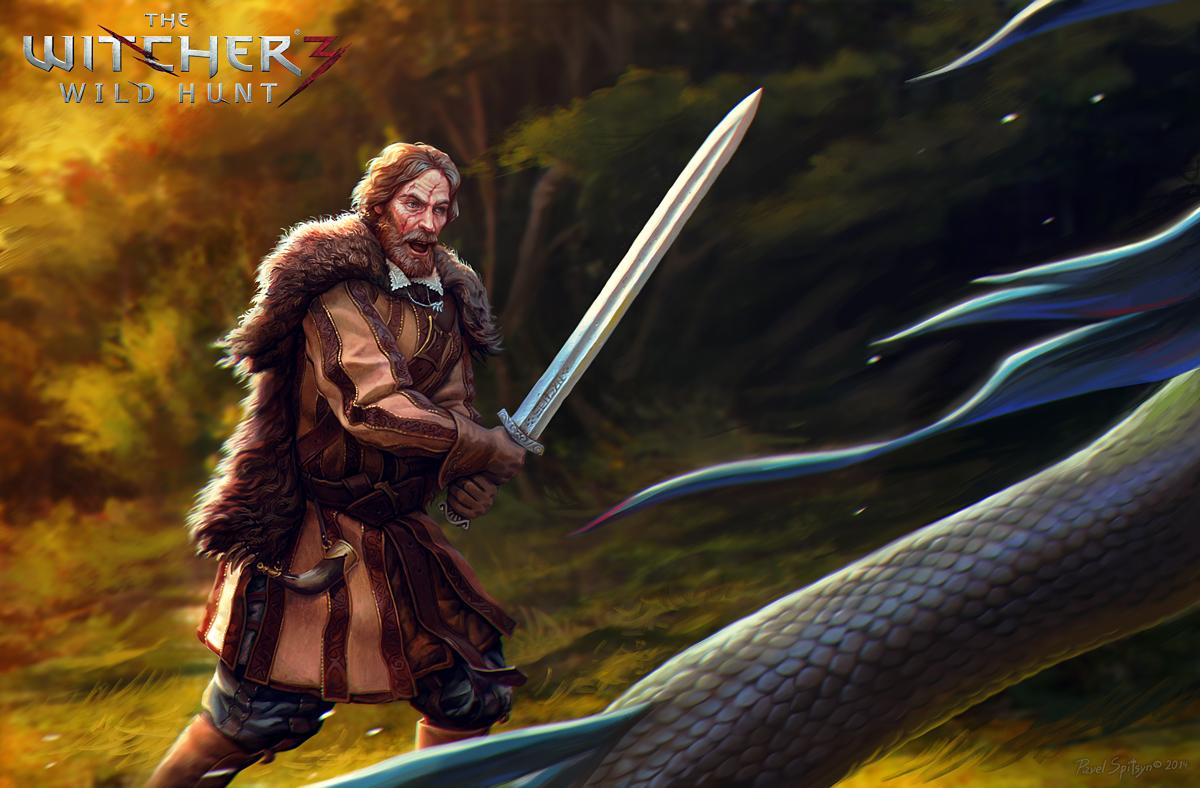 Silver Sword by CG-Zander