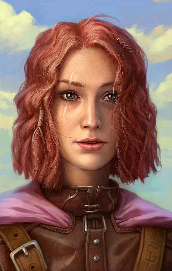 Imoen Portrait