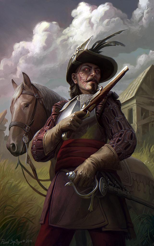 Imperial rider by CG-Zander