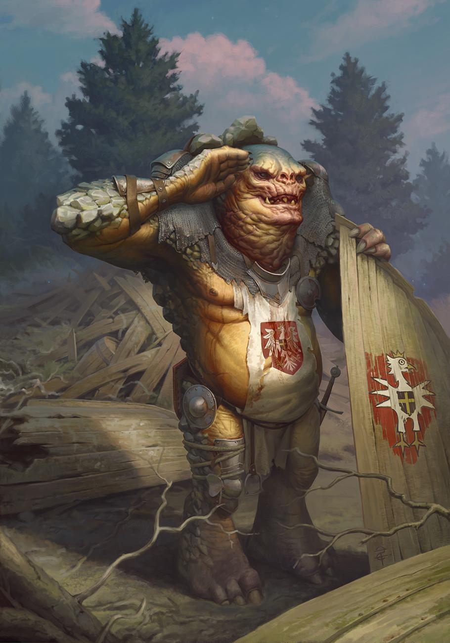 Redanian patriot by CG-Zander