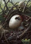 Harpy Egg - Gwent Card