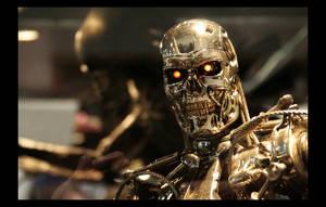 Comicon 3- Terminator by Fathomous