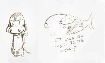 Drawling Scrap 1 by ApprovalGame