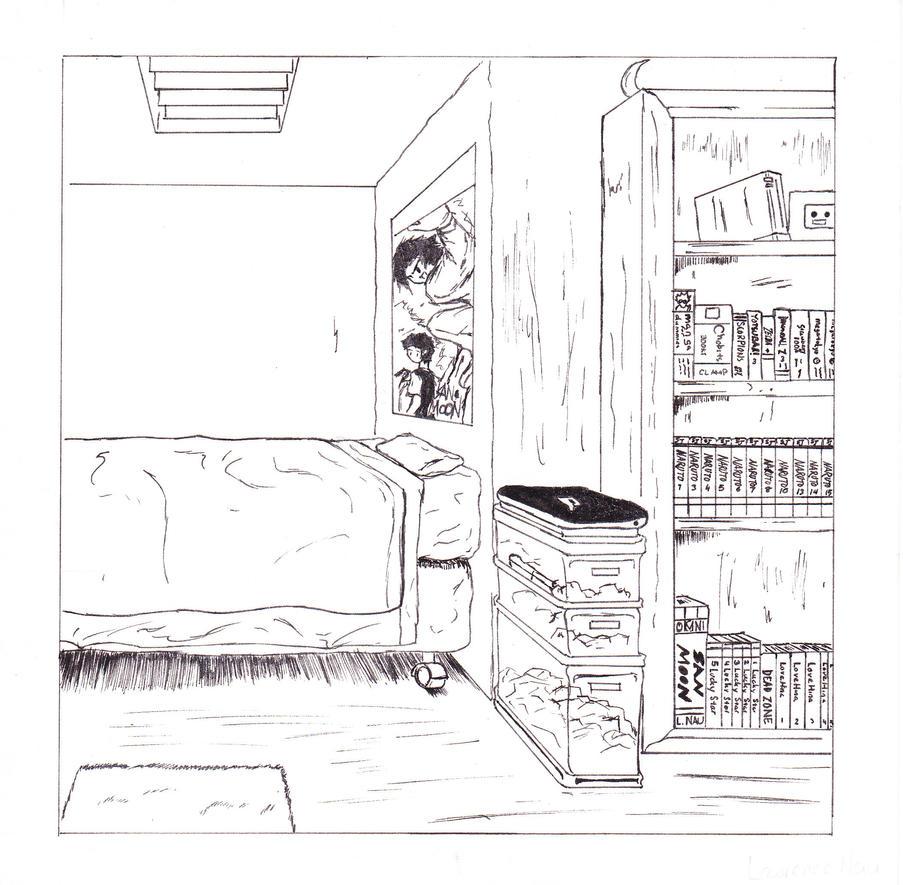 2d design my future room by koujaryn on deviantart for Room design 2d