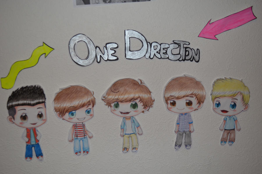 chibi one direction coloring pages - photo#32
