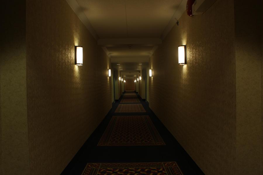 Wallpaper Hallway Gallery | Joy Studio Design Gallery ...