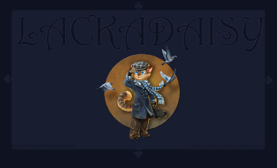 Lackadaisical Rocky Wallpaper by NorthernPearl