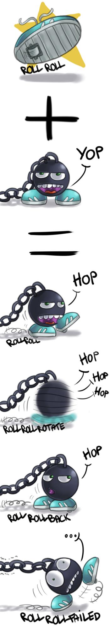 Roll Roll by neiba