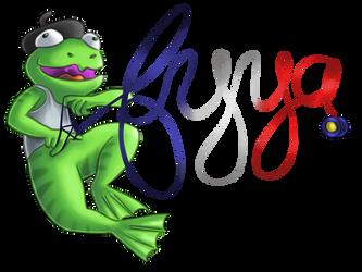 Yo-yo Frog by neiba