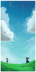 Au ciel comme sur la terre by neiba