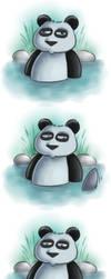 Panda story by neiba