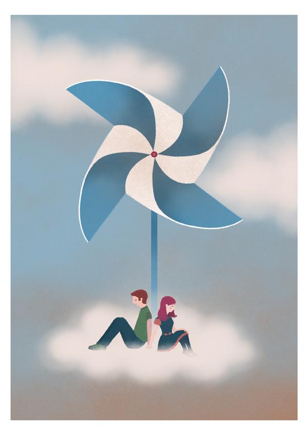 Windmill by teconlene