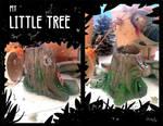 My Little Tree by Inkaeo
