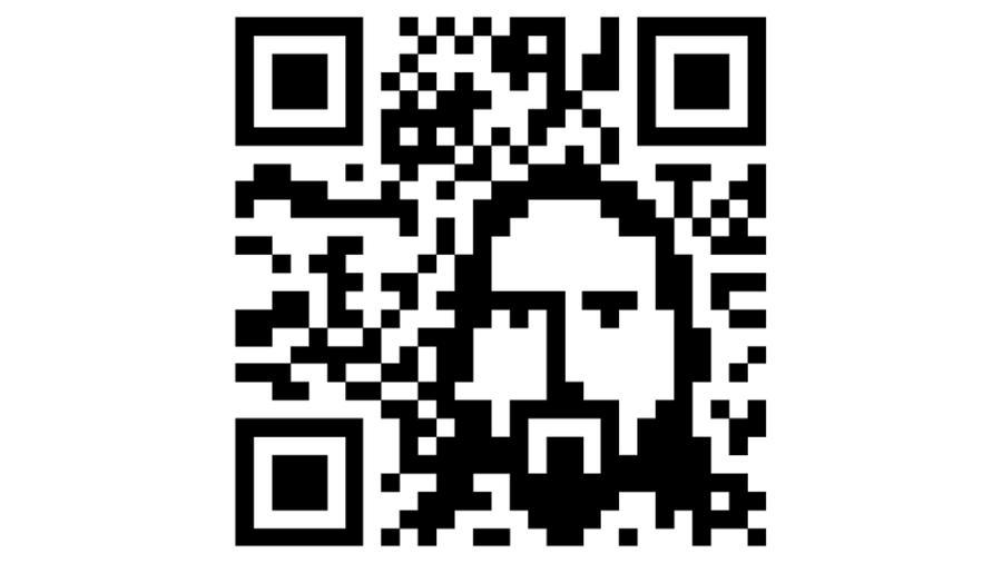 Wallpaper Qr Code Jesus By Existcze On Deviantart