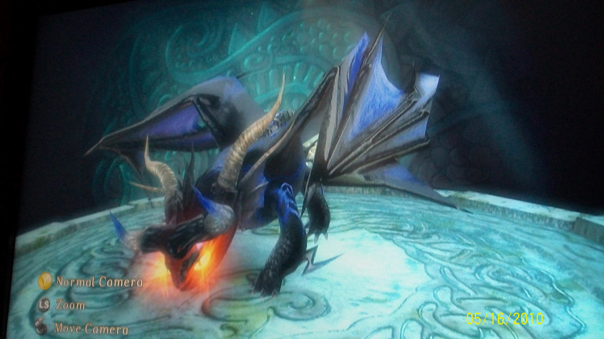 MY TOOTHLESS   AZUL DIABLO by Bluedragon85