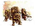 Ork Kommando's