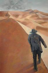 The Gunslinger by AlexandraSaschaBelik