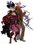 Sword and Magic by enpitsu00