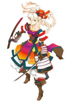 Princess Tengu