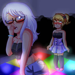 In The Club by SehunTrashParty
