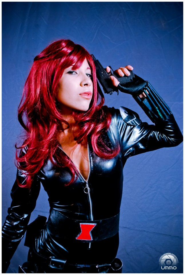 Black widow by AkiraCosplay