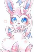 pink by waffuffuru