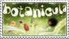 Botanicula Stamp by BFWdeco