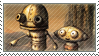 Machinarium Stamp by BFWdeco