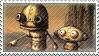 Machinarium Stamp by BFWdeco