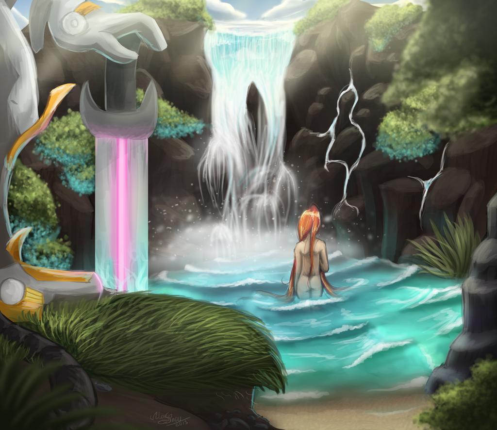 Paradise by MayaSnou