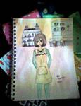 In the Bakery.. by yunamoogle