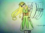 Elven Winry by yunamoogle