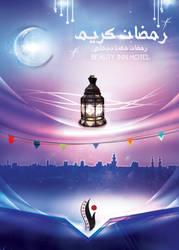 Ramadan Kareem by mujahed188