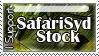 SafariSyd Stock Stamp by SafariSyd
