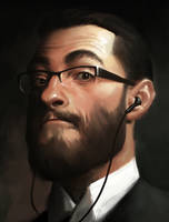 Self Portrait 2 by Rosolino