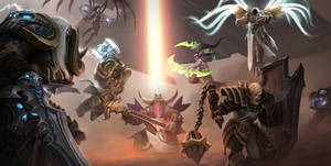 Heroes of the storm Contest
