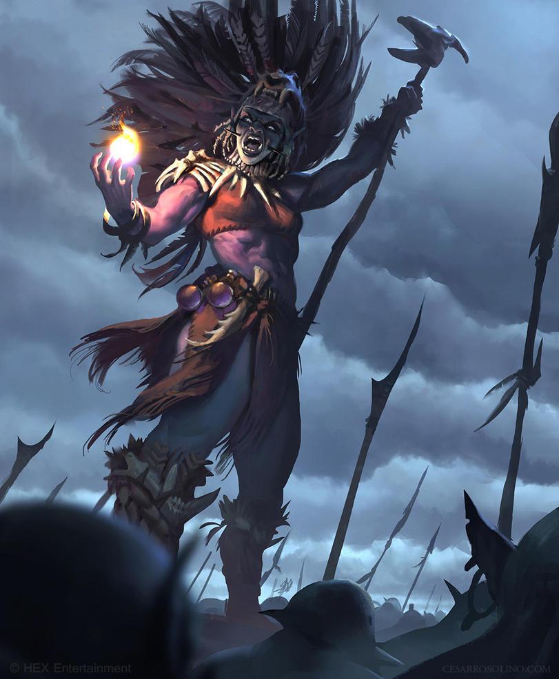 Fury Bringer by Rosolino