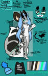Derpy Reference sheet by derpfacederpy