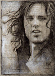 Jim Morrison by jimkilroy