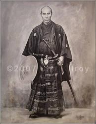 Samurai by jimkilroy