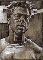 Tyler Durden (Fight Club) by jimkilroy