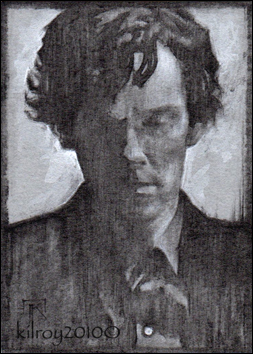 Sherlock Holmes #44 (Benedict Cumberbatch)