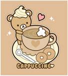 Cappuccino hat hunt