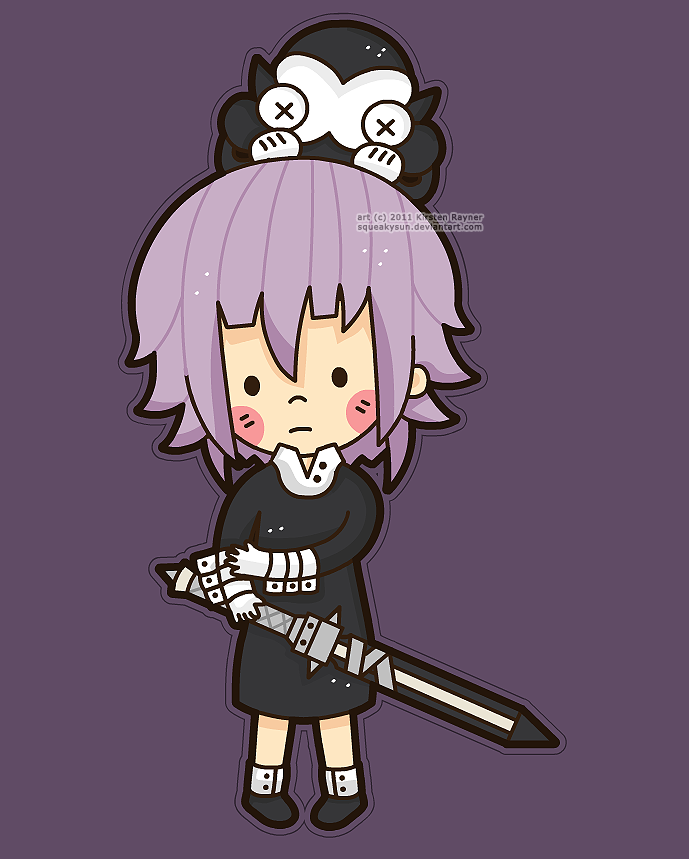 Crona Soul Eater By SqueakyToybox