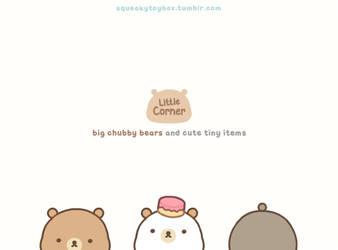 Little Corner Bears
