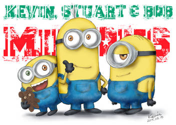 Minions![Poster Style] by DiabolicKevin