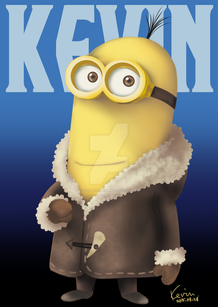 [Bored Silly]Kevin The Minion By DiabolicKevin ...