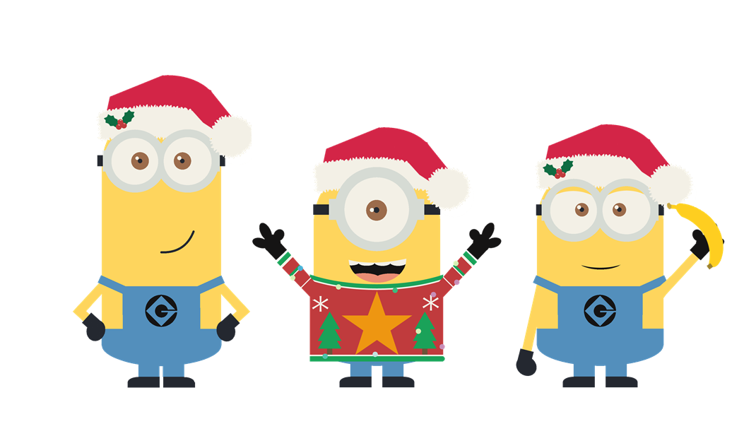 Minions Christmas.Minions Christmas By Diabolickevin On Deviantart